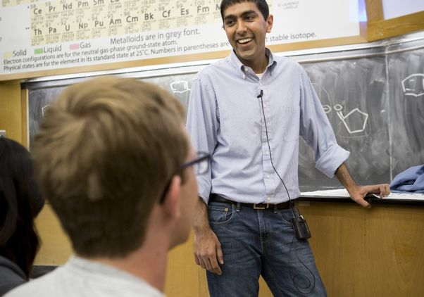 Neil Garg teaching