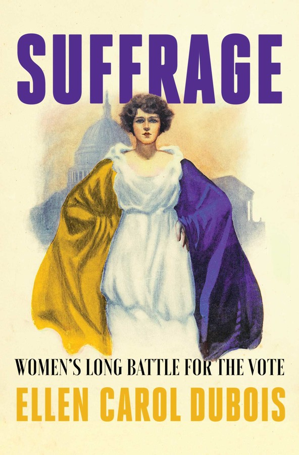 Book cover for Suffrage: Women's Long Battle for the Vote
