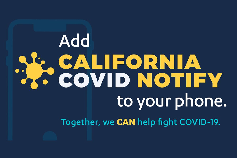 CA COVID Notify