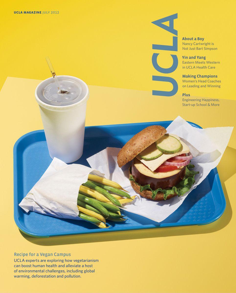 UCLA Magazine July 2012