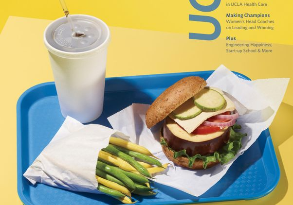 UCLA Magazine July 2012
