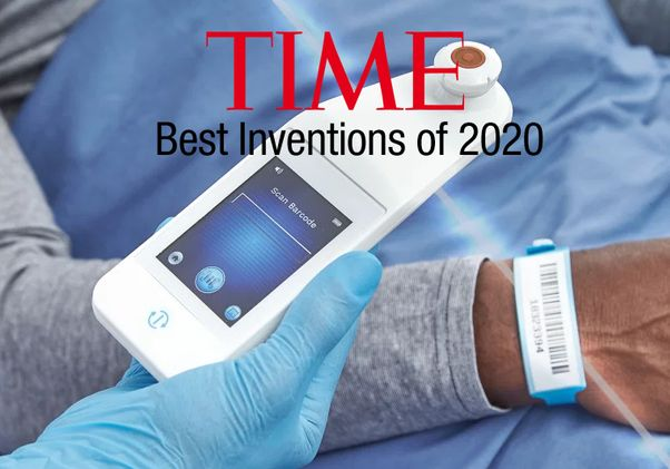 Time inventions scanner