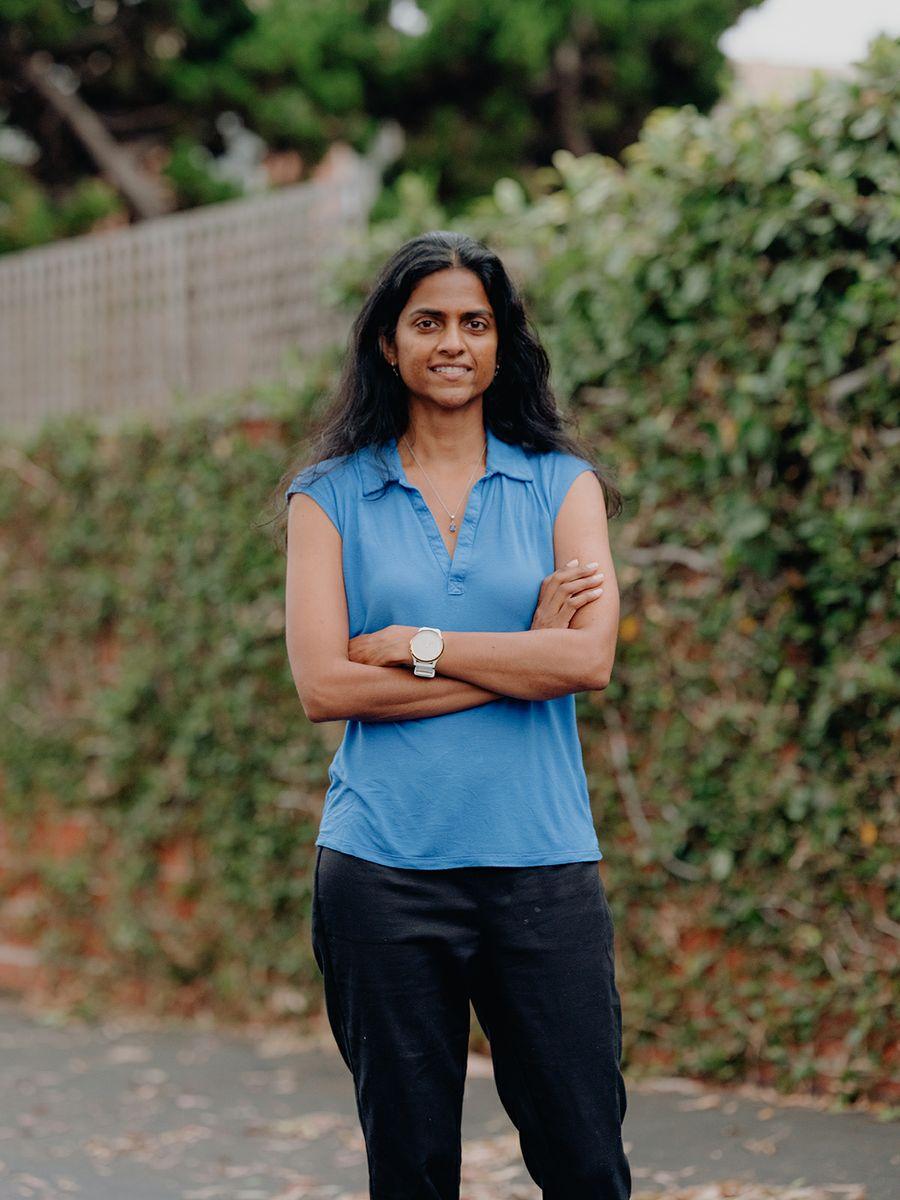 Naveena Ponnusamy