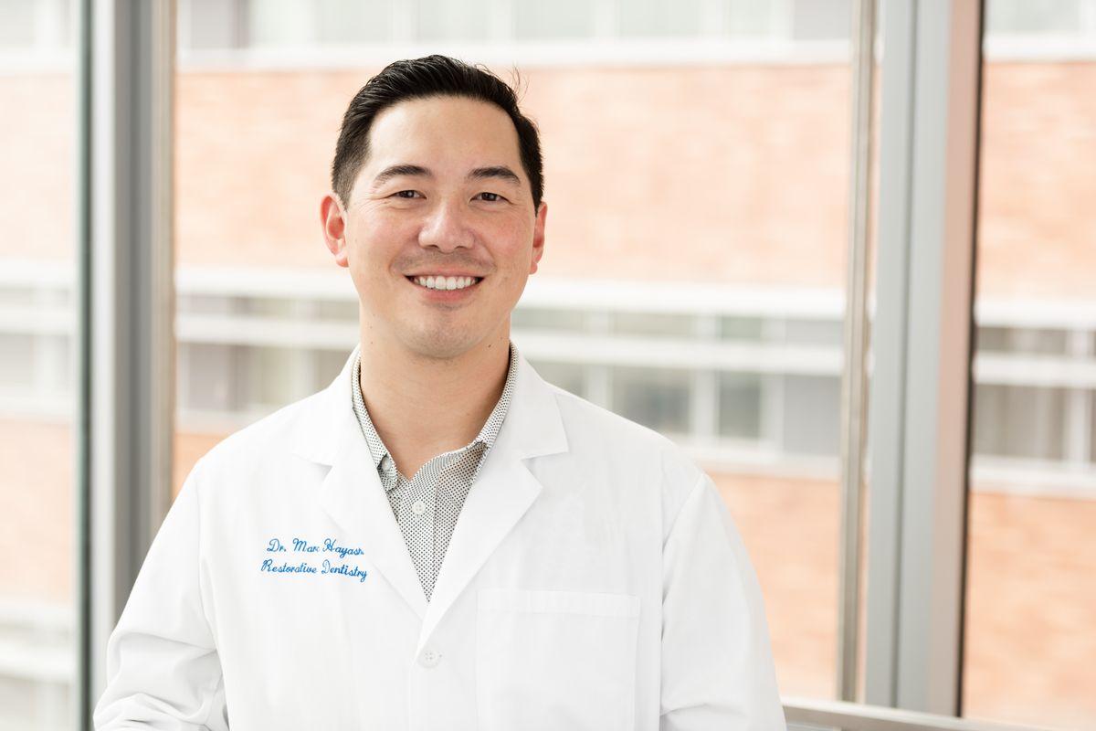 Dr. Marc Hayashi