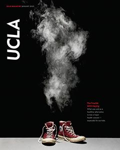 UCLA Magazine January 2020 Cover