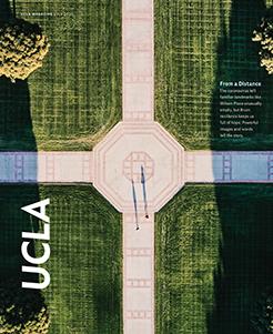 UCLA Magazine July 2020 Cover