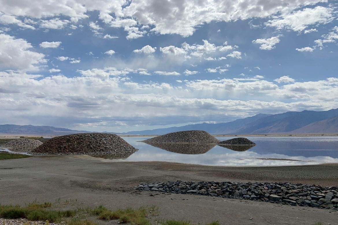 Owens Valley lakebed