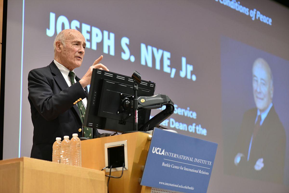 Joseph Nye Jr.