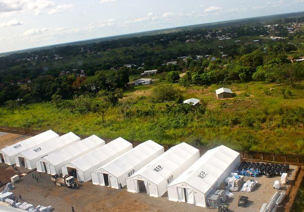 Medical tents