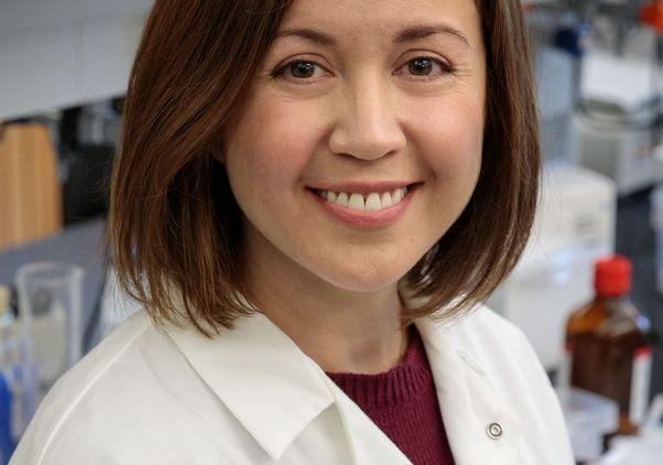 Stephanie Correa 2020 lab photo