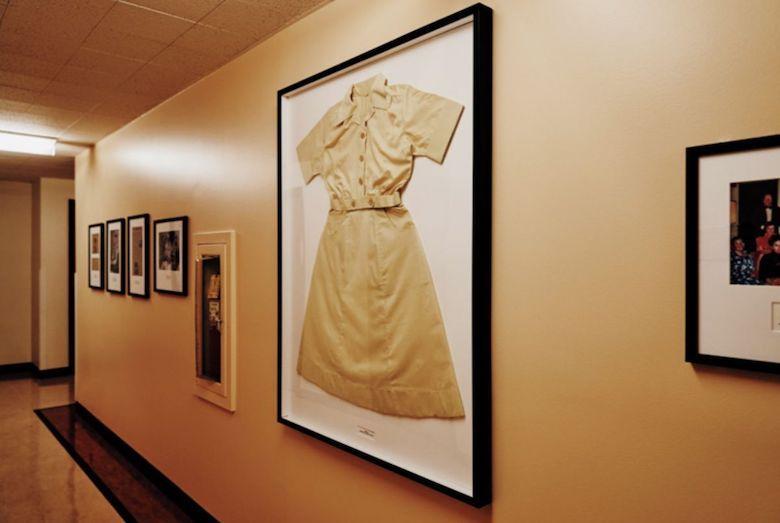 Nurse uniform at Factor Building