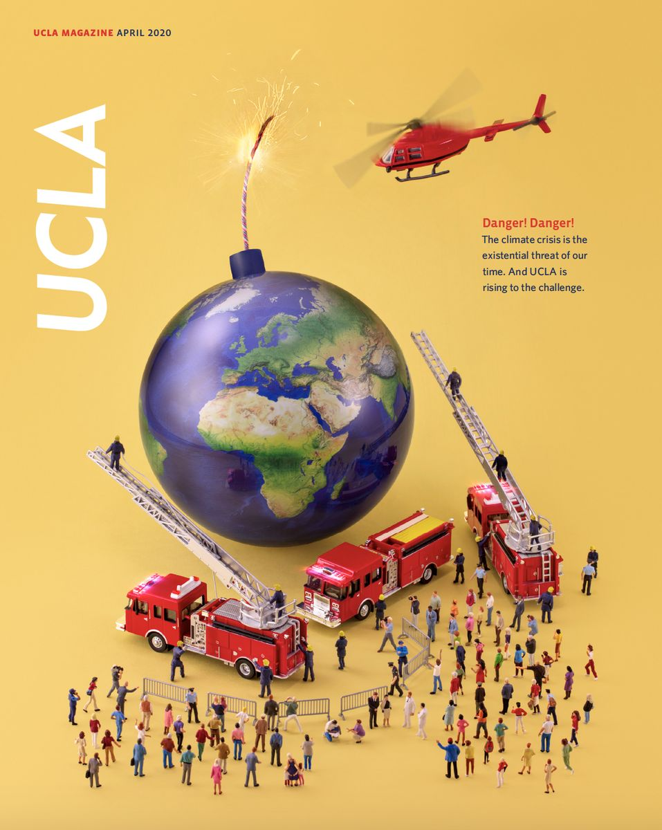 UCLA Magazine April 2020