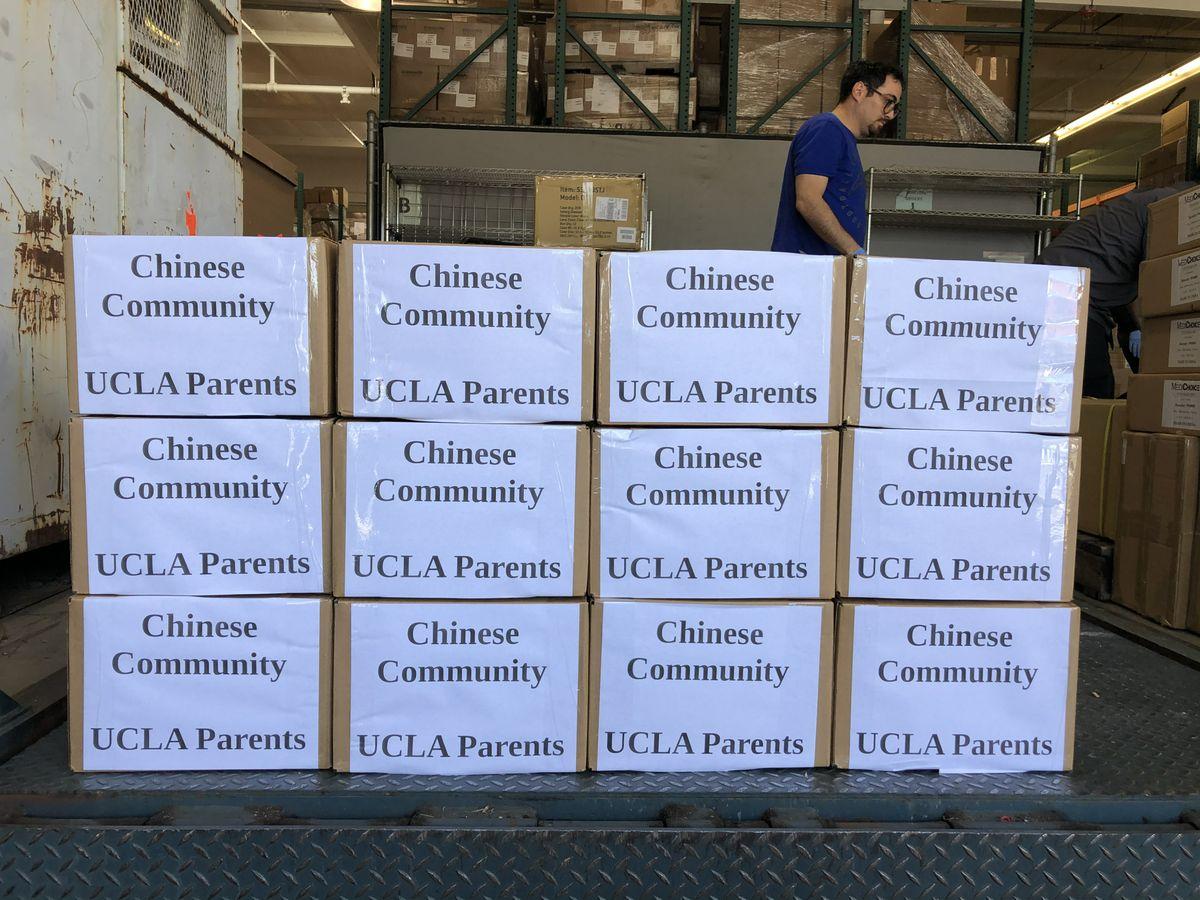 UCLA parents group