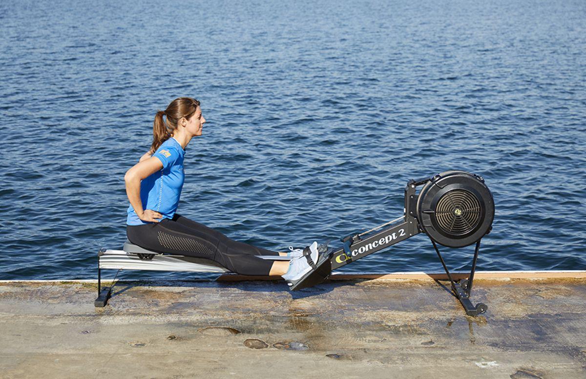 Quick Take Rowing 1
