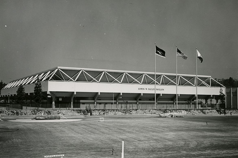 Pauley Pavilion