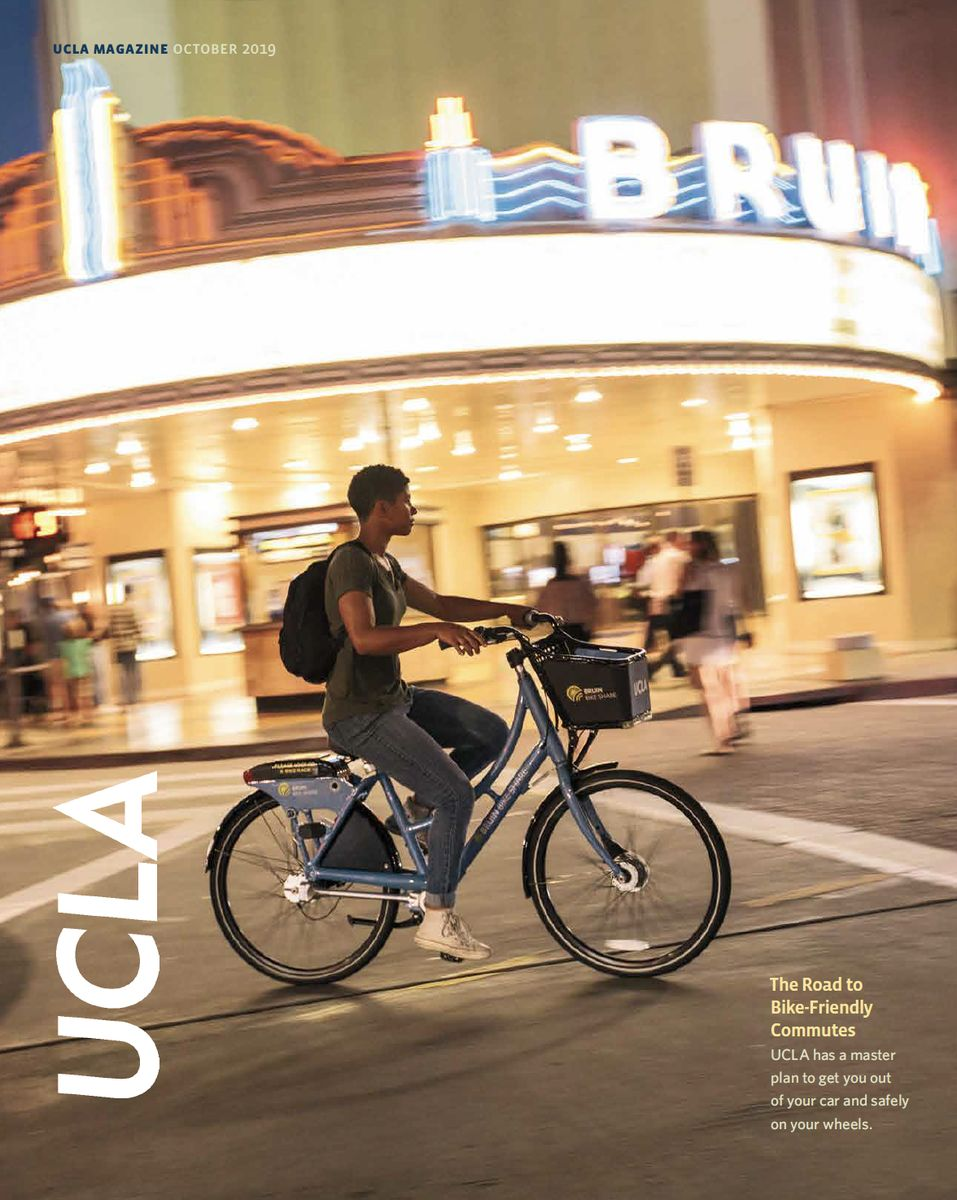 UCLA Magazine October 2019