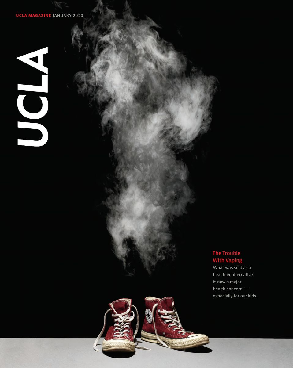 UCLA Magazine January 2020