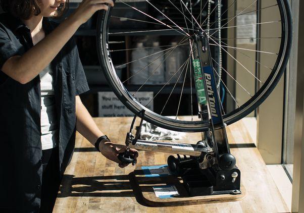 UCLA Bike Shop