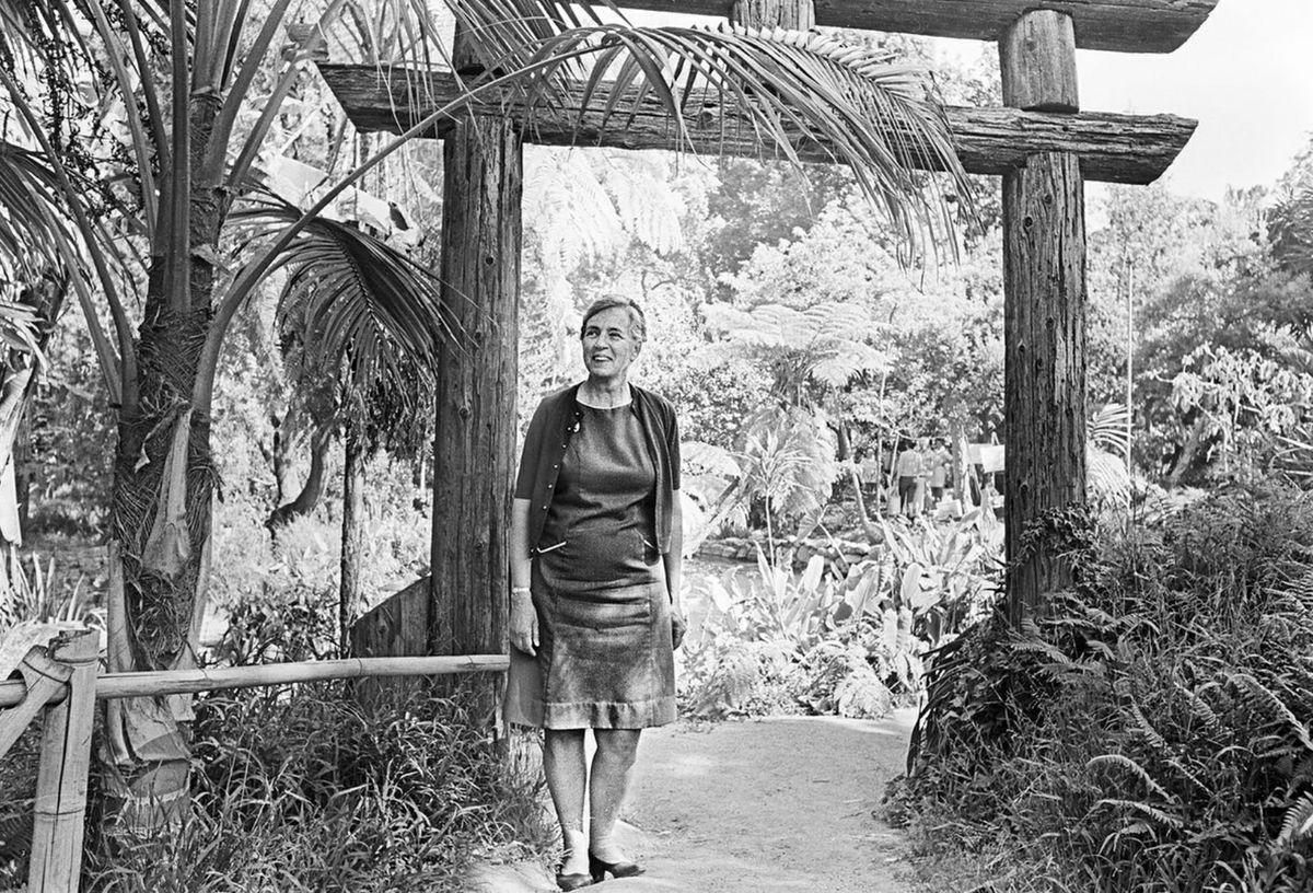 Mildred Mathias