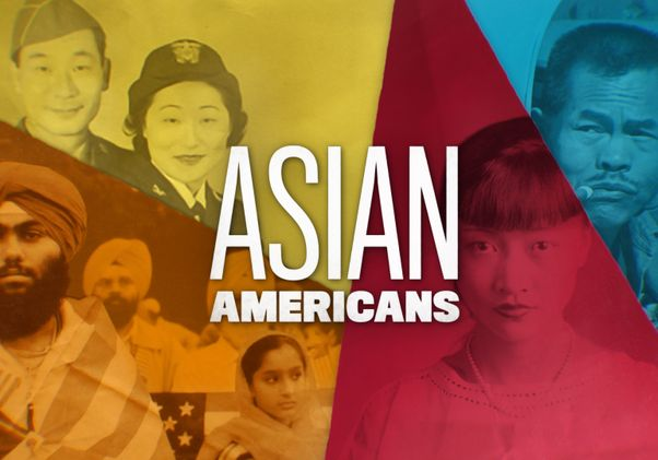 Asian Americans title