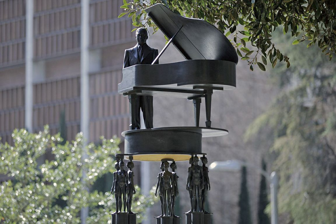 Duke Ellington Memorial