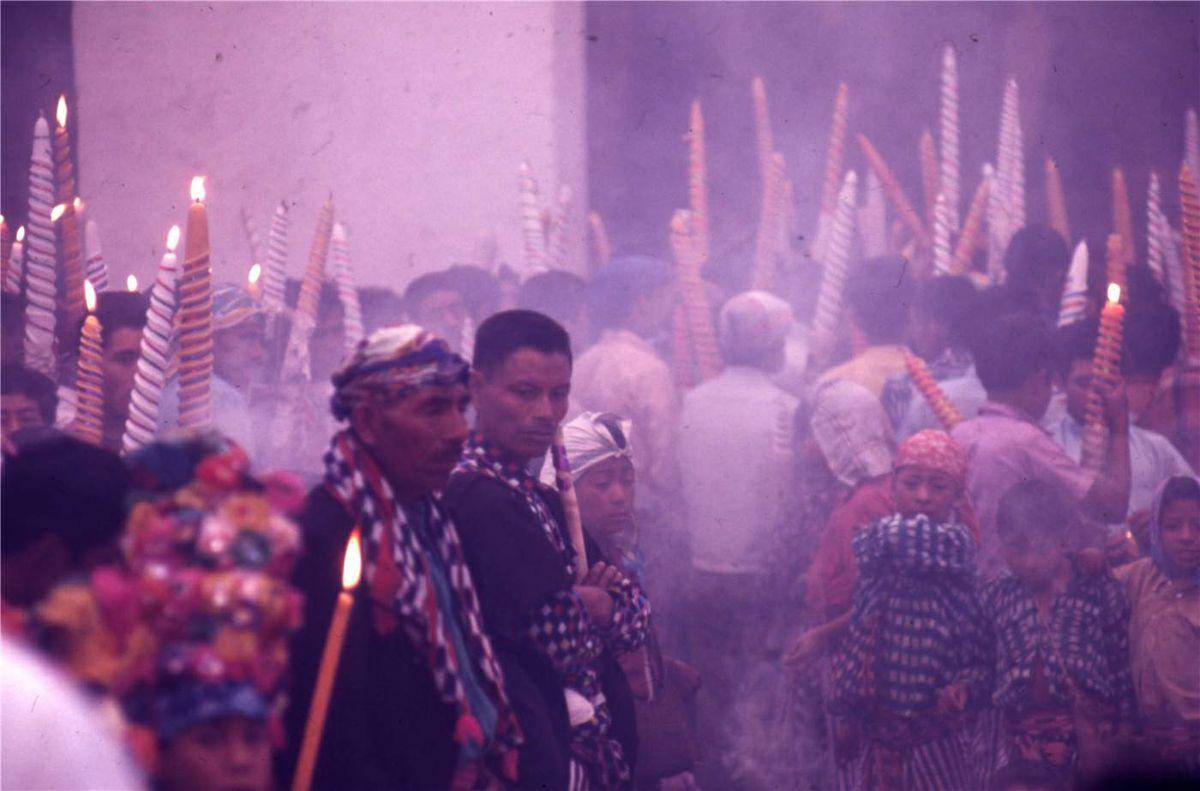 Maya Semana Santa