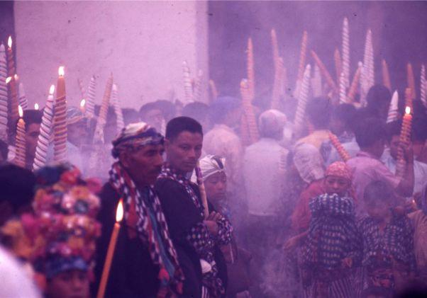 Click to open the large image: Maya Semana Santa