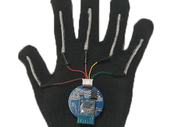 Sign language glove