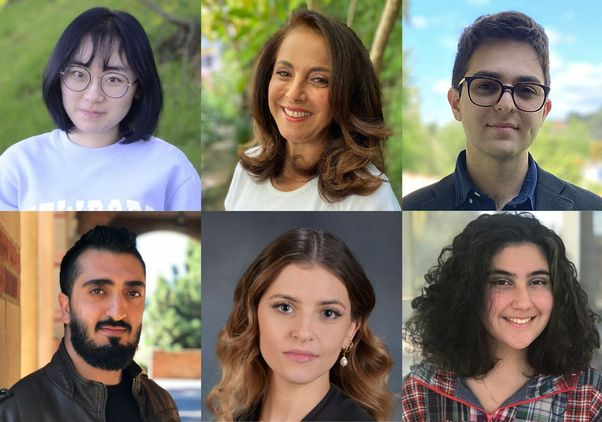 2020 UCLA Library Prize winners