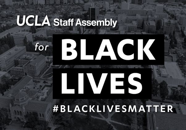 Staff Assembly for Black lives