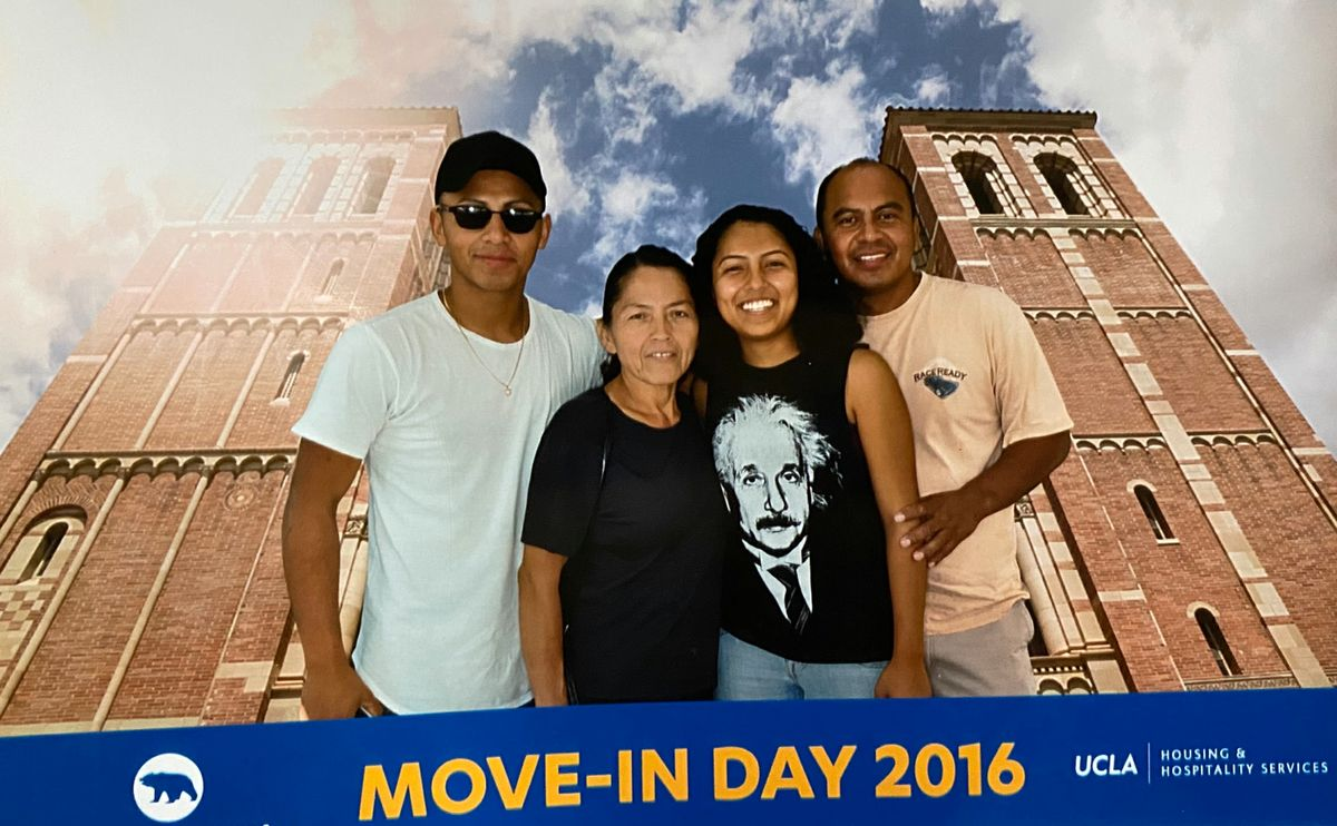 Molinas move-in day 2016