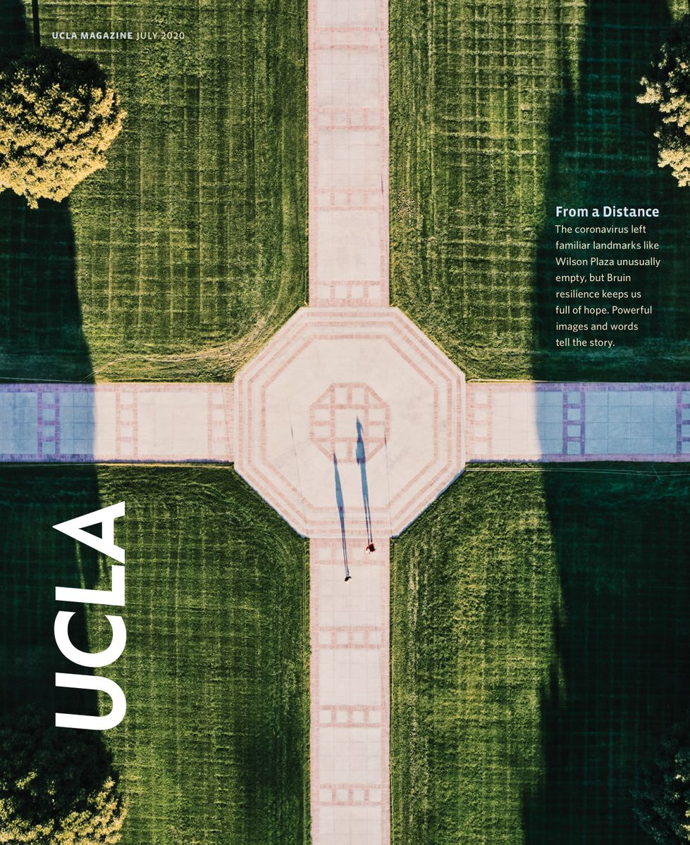 UCLA Magazine July 2020