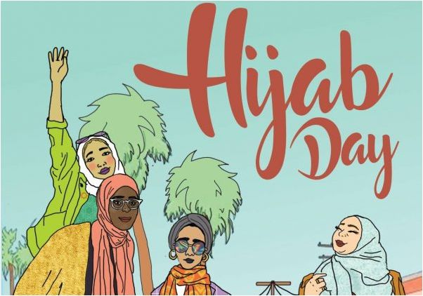 Hijab Day poster