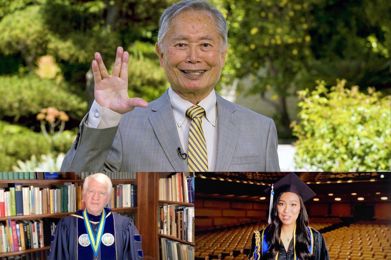 UCLA Virtual Celebration for 2020 graduates
