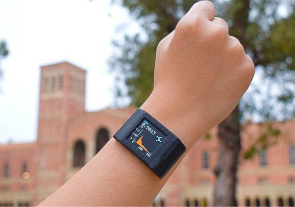 Biomedical smartwatch