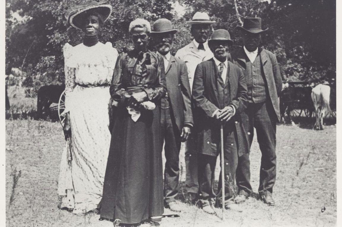 Emancipation Day celebration 1900-06-19