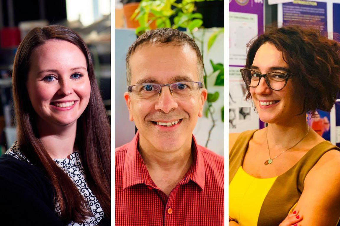 Mitochondria breakthrough researchers