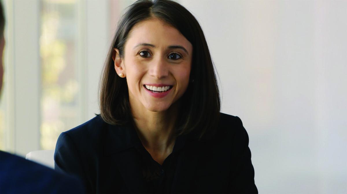 Adriana Galván portrait