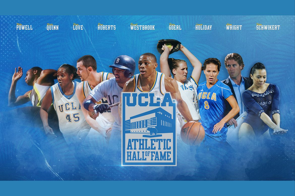 UCLA Athletic Hall of Fame 2020 inductees