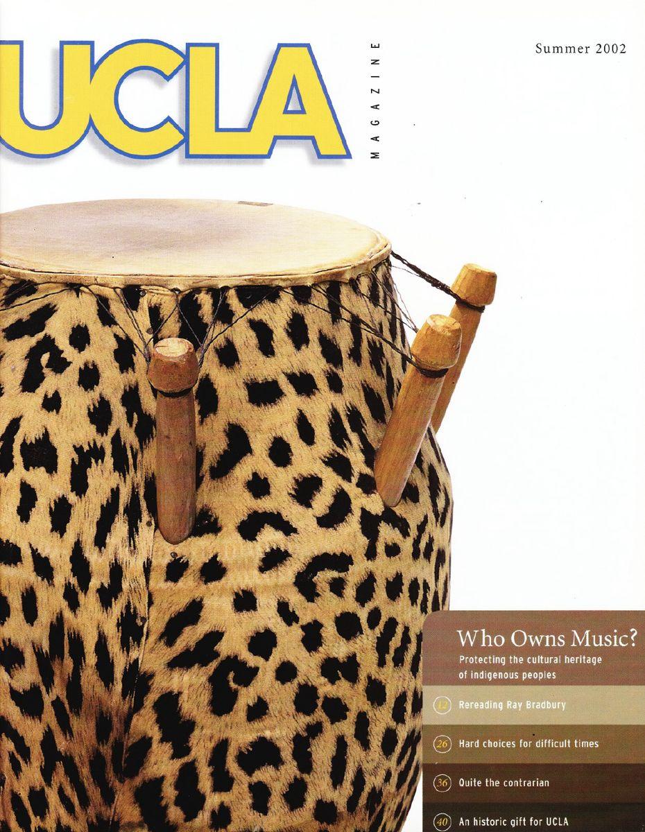 UCLA Magazine Summer 2002