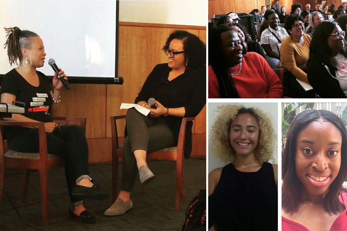 Black Feminism Initiative collage