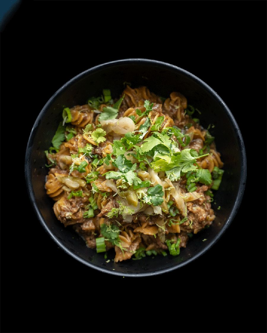 Taiwanese Sunday Gravy
