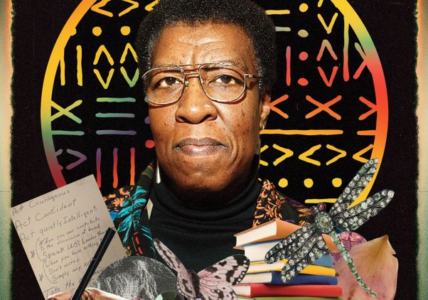 Click to open the large image: Octavia E. Butler