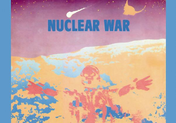 """Click to open the large image: Sun Ra Arkestra's """"Nuclear War"""""""