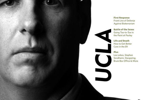 UCLA Magazine January 2008