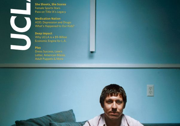 UCLA Magazine October 2007