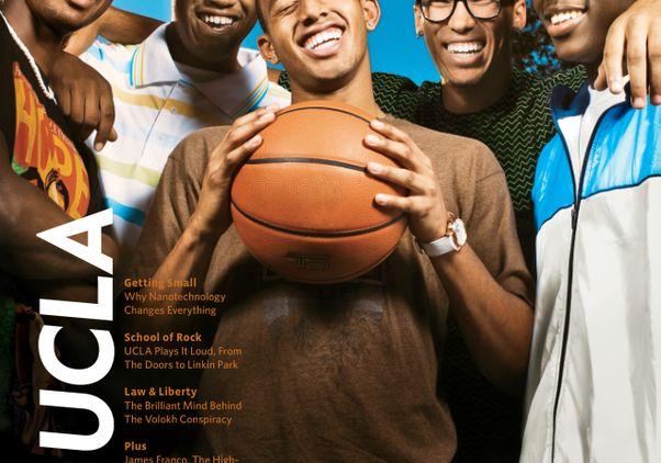 UCLA Magazine January 2009