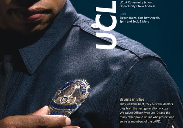 UCLA Magazine January 2010
