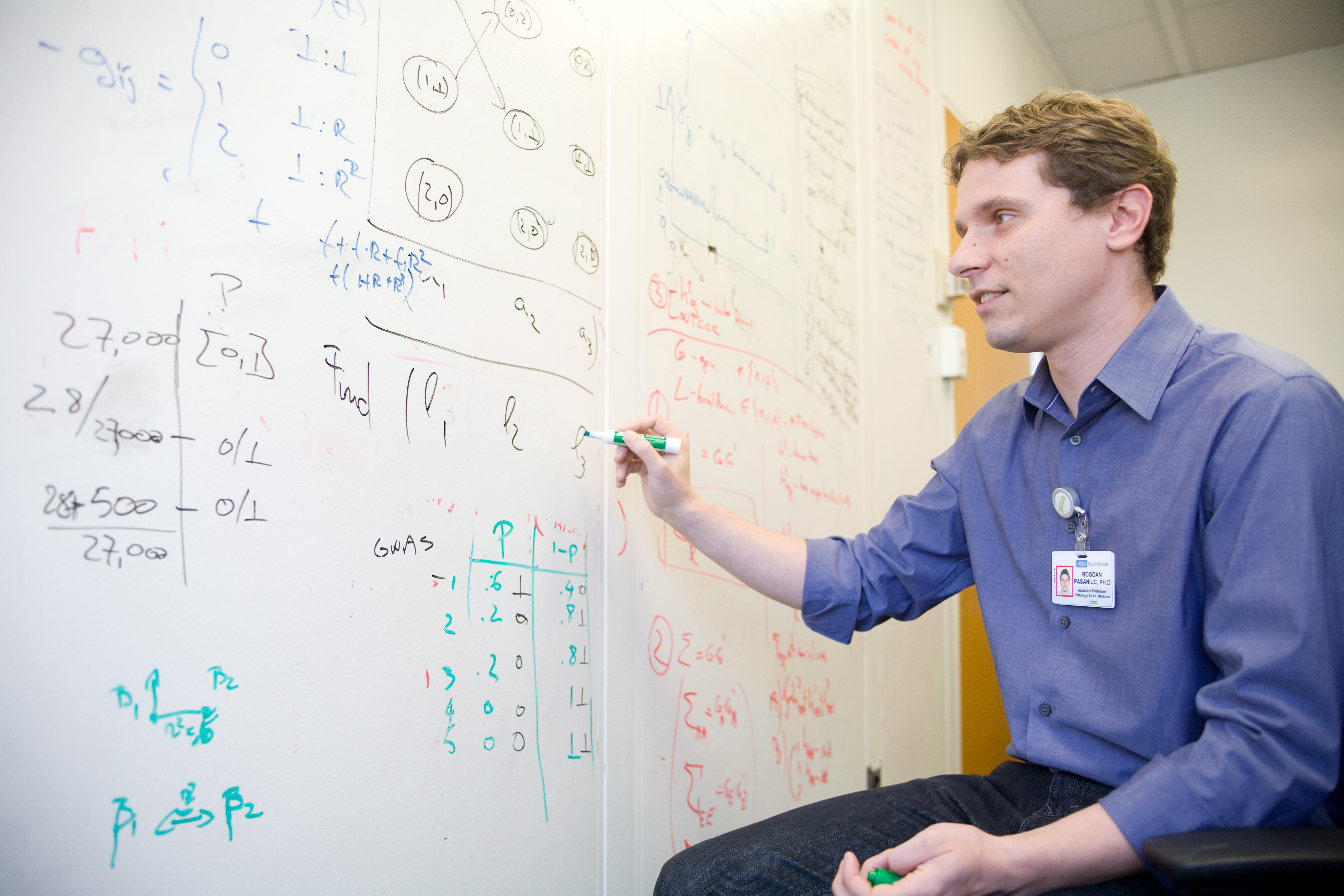 UCLA researchers study genetics' role in COVID-19 susceptibility, severity