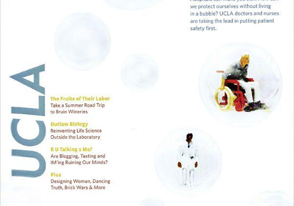 UCLA Magazine July 2010